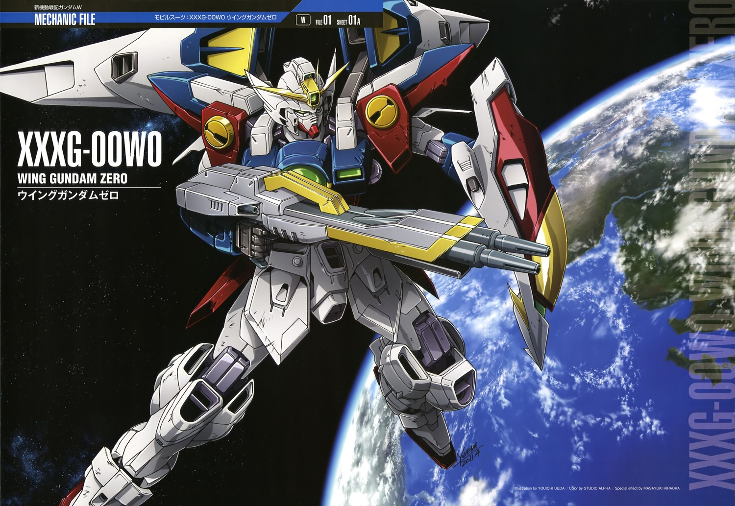 mobile suit gundam wing wallpapers plamo hub