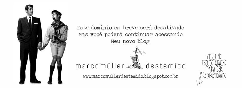 O MUNDO DE MARCO