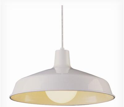 Whisperwood cottage industrial pendant light makeover for Wayfair industrial lamp