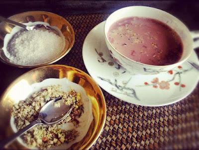 How to make kashmiri chai recipe
