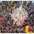 Rath yatra 2015 Pahandi Images of Puri
