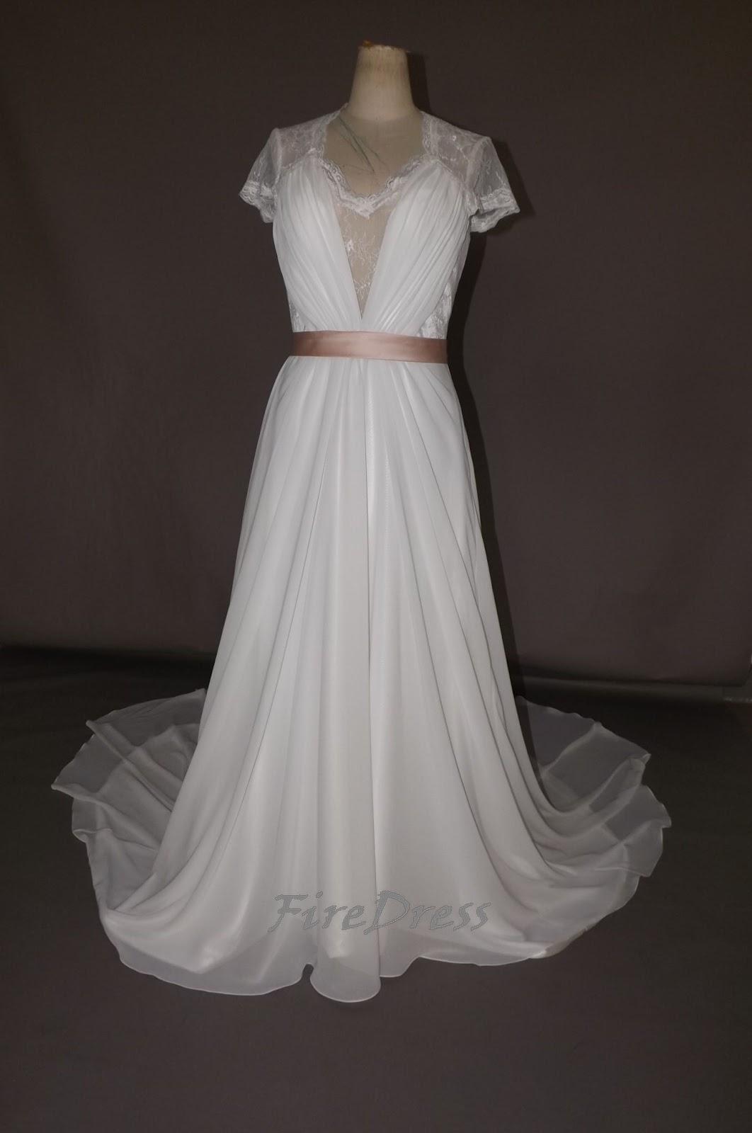 Inspired by jenny packhem aspen wedding dresses bridal for Jenny beckman wedding dresses