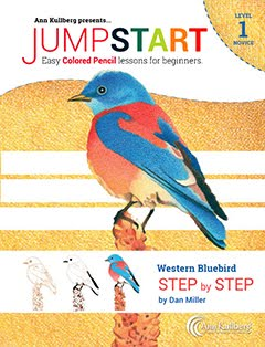 Jumpstart Easy Colored Pencil Lessons