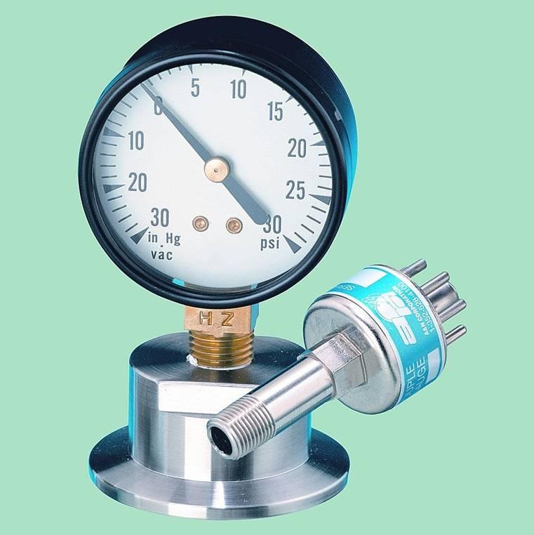 Instrumentos para medici n de presi n for Manometro para medir presion de agua