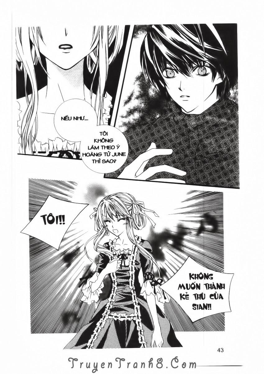 A Kiss For My Prince - Nụ Hôn Hoàng Tử Chapter 24 - Trang 8