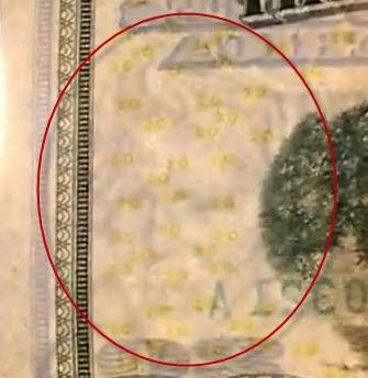 "Misteri Wajah George Bush ""Bertanduk"" Di Uang 20 Dollar"