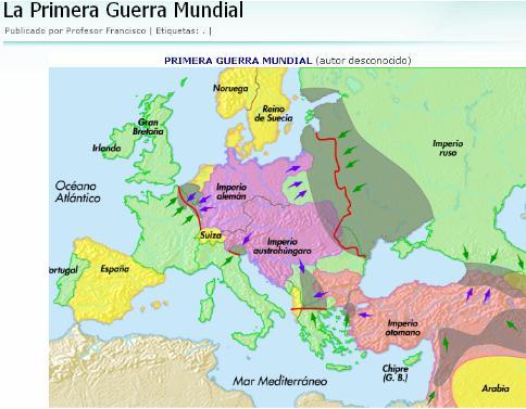 BLOG DE HISTORIA DEL MUNDO CONTEMPORNEO MAPA FLASH INTERACTIVO