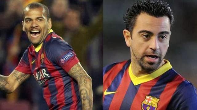 ماذا قال تشافي و داني الفيس عن برشلونة بعد الفوز على السيتي