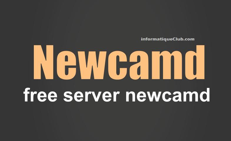 سرفر Newcamd قوي يتحمل 6000 يورز يشتغل دون تقطيع 24/24