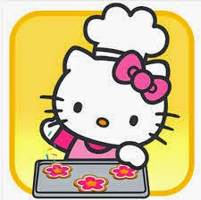 Gambar Hello Kitty Memasak Lucu Cooking Games