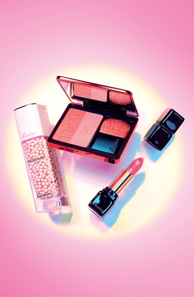 Guerlain Spring Glow Spring 2016 Makeup Collection