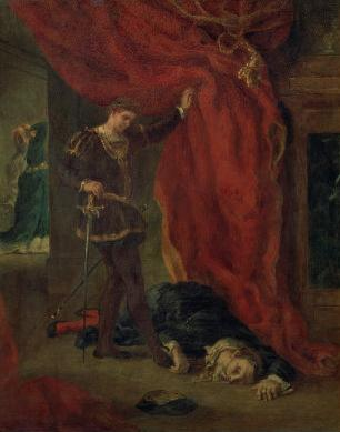 """hamlet the wisdom of polonius essay Both hamlet and laertes share feelings of anger when it comes to  1 scene 3  he says """"then if he says he loves you/ it fits your wisdom so far."""