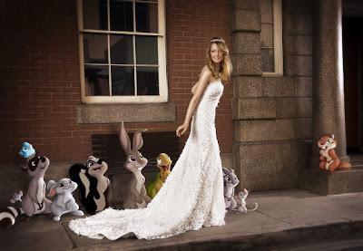 Disney Princess Wedding Style