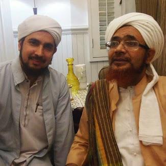 Habib Mahdi bersama Habib Umar