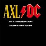 AXL-DC - Back In Lack Redux