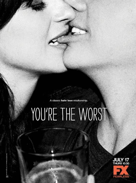 You re the Worst (2014-) ταινιες online seires xrysoi greek subs