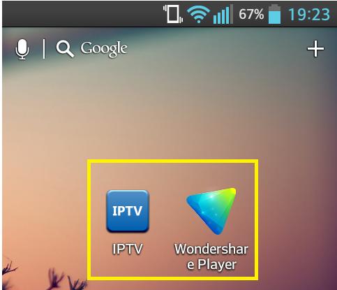installer plugin vlc freebox tv