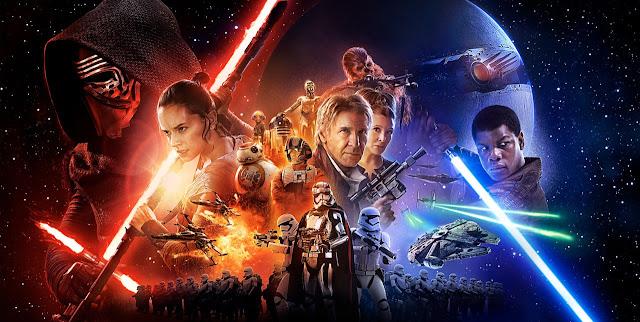 Veja os pôsteres inéditos de Star Wars: O Despertar da Força