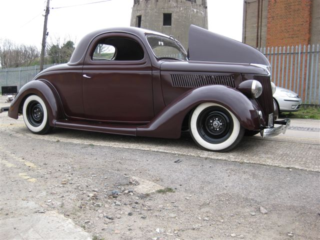 1950 ford shoebox hot rod 1950 free engine image for for Long windows for sale