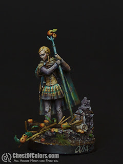 Meera Reed (Dark Sword Miniatures)