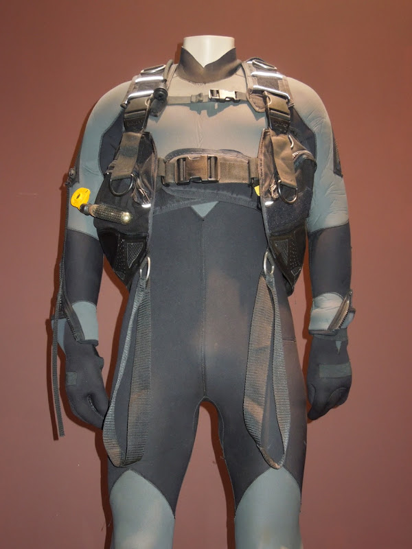Bourne Identity Diving suit