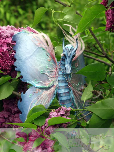 Fairy Dragon of Lilac Grove