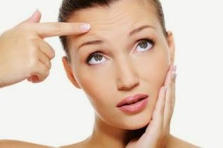 Cara Menghilangkan Kerutan di Bawah Mata, Wajah, Hidung, Dahi