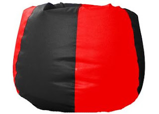 Pebbleyard Bean Bag XL Cover Set of 3 ( without Beans) at Rs. 300 only