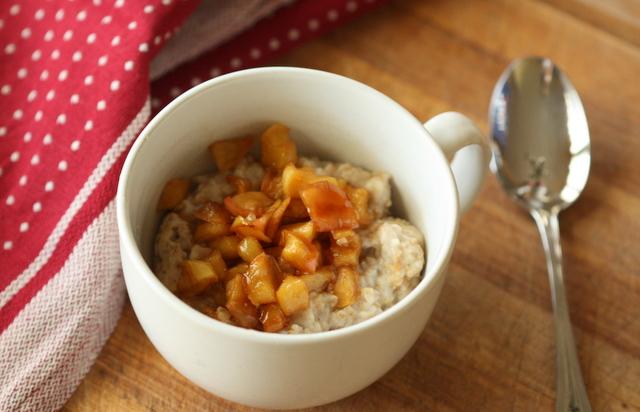Half Baked: Apple Pie Oatmeal