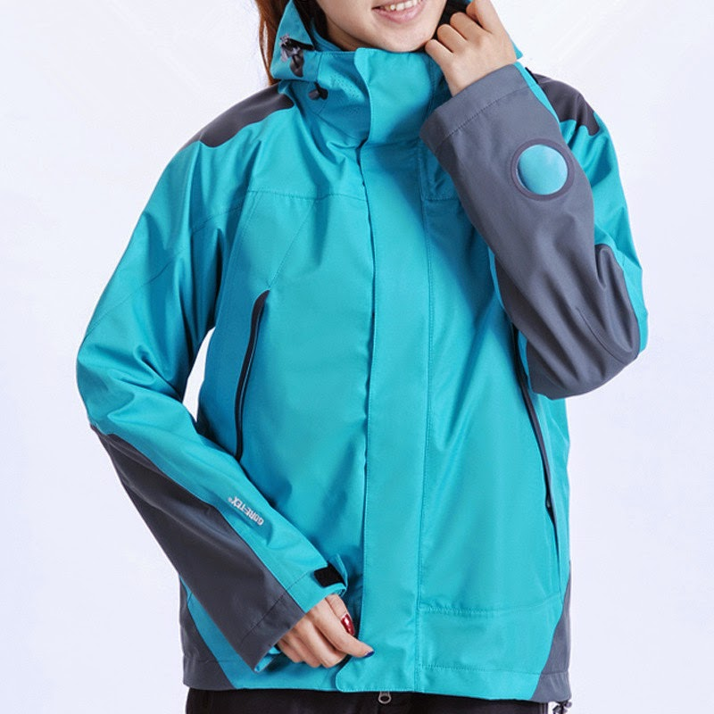 chaqueta north face verano