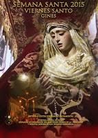 Semana Santa de Gines 2015 - Antonio Marín Sanabria