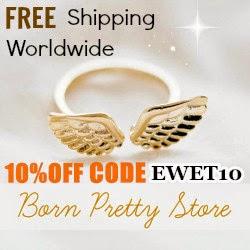 RABAT dla Czytelniczek Bloga na zakupy w Born Pretty Store
