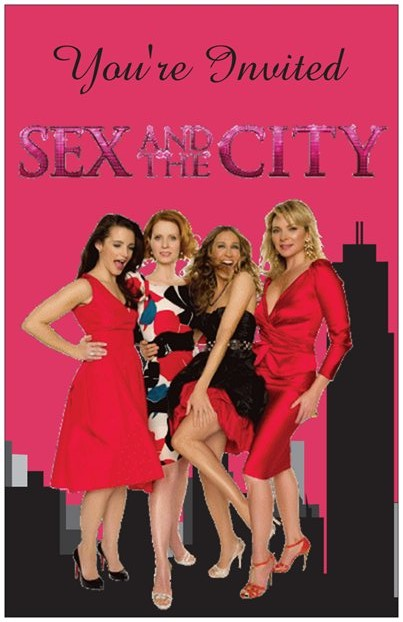 Sex And The City Card 57
