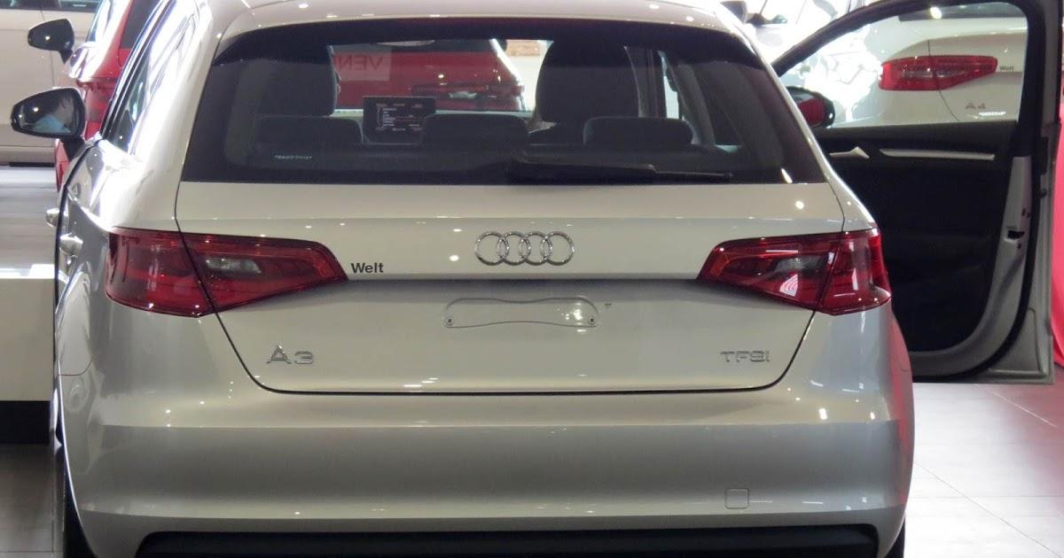 Audi A3 Sportback 2014: fotos, vídeo, preço, consumo e especificações