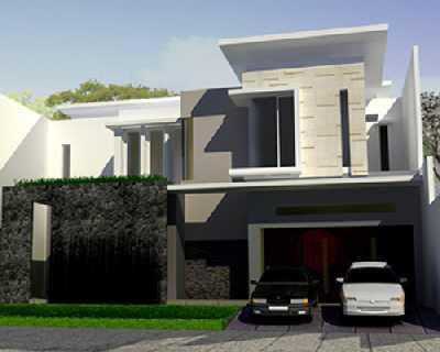 desain rumah minimalis 2 lantai tampak depan desain rumah