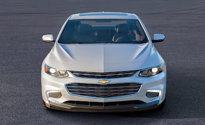 Redesigned 2016 Chevrolet Malibu Photos