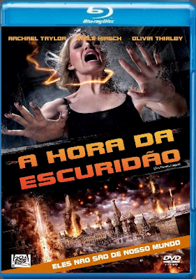 Filme Poster A Hora da Escuridão BDRip XviD Dual Audio & RMVB Dublado