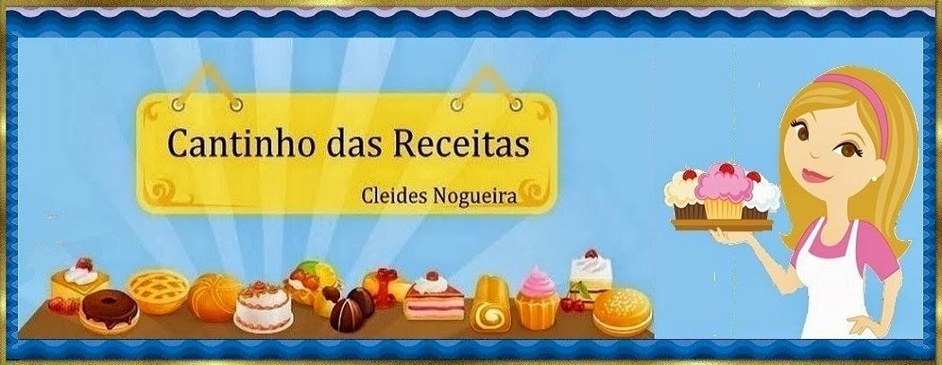 CANTINHO DAS RECEITAS