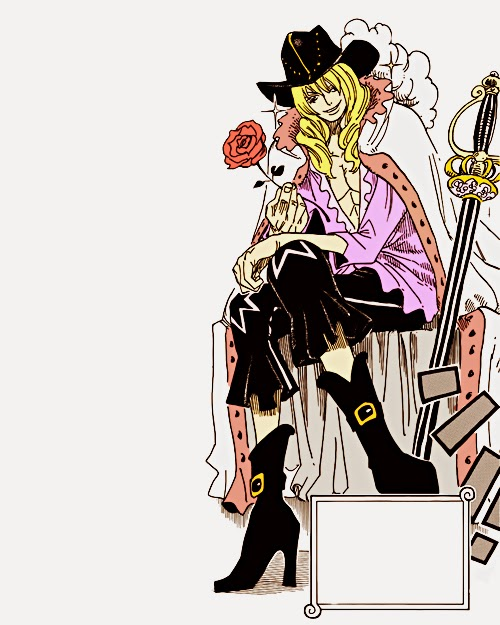 gambar Cavendish (One Piece)