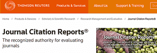 Thomson Reuters 2014 Journal Citation Reports®