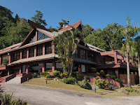 Golf Clubhouse - Berjaya Resort, Pulau Tioman