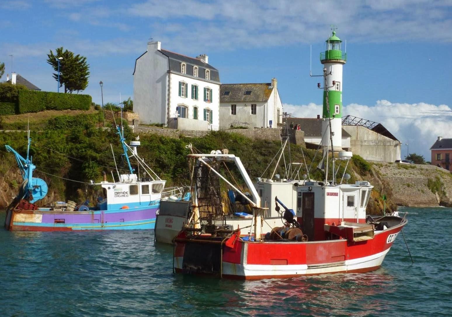 Célèbre Rétro 2013 Pêche et Aquaculture. Au passage dans l'année 2014 WI94