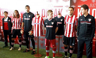 At Bilbao Uniform 2012-2013