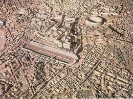 Maqueta de Roma - Derecho Romano