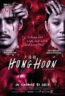 Tượng Sáp Ma - Hong Hu
