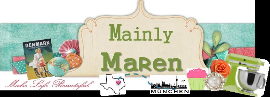 Mainly Maren