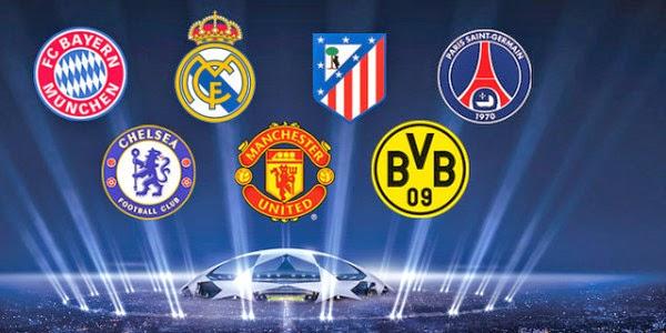 Hasil Lengkap Perempat Final Leg ke 2 Liga Champions 2014