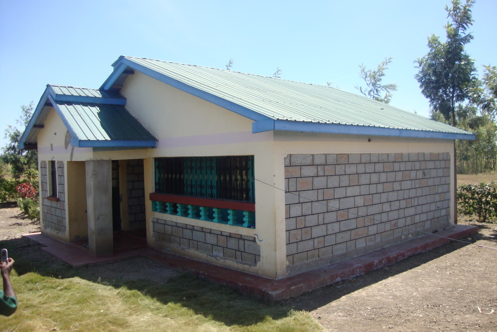 Thika prime land plots houses for sale thika kenol house for sale - Houses for small plots of land ...
