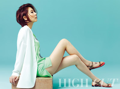 Kim Na Young High Cut Magazine Vol. 102