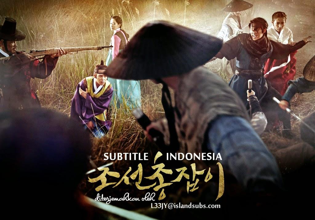 Subtitle Indonesia Joseon Shooter